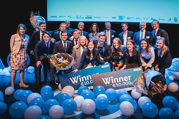 Winner Phillips innovation award 2018